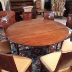 Tables Rondes Restauration Antiquites En France