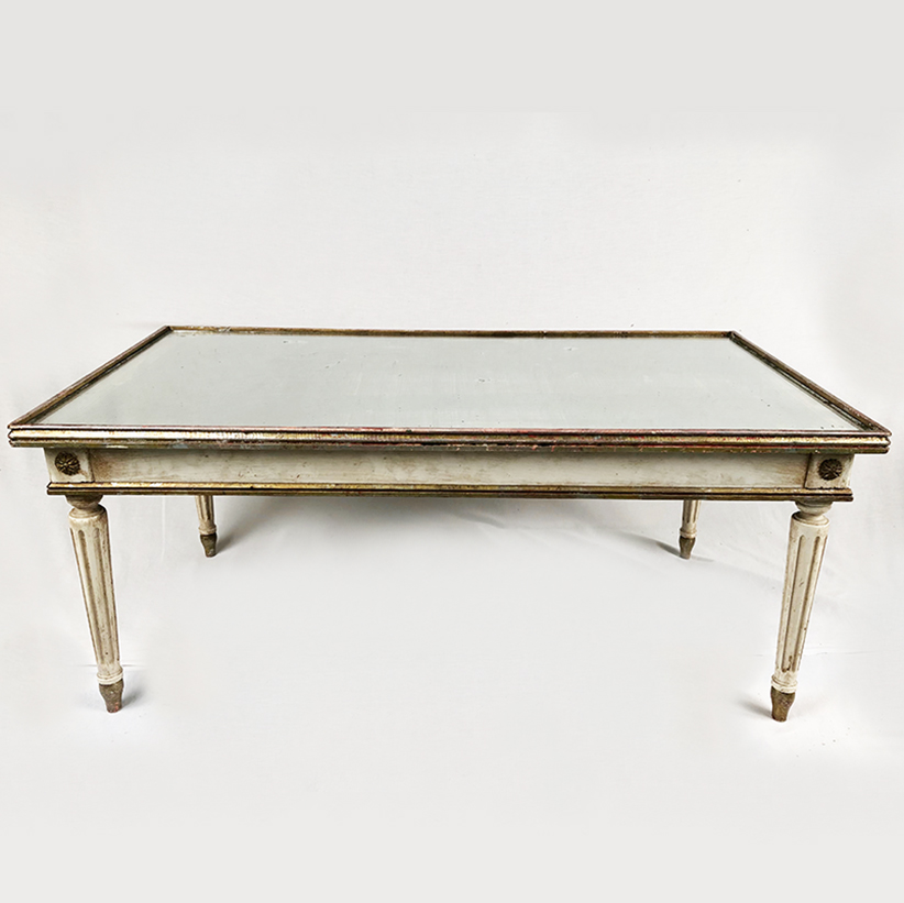 table basse de style louis xvi