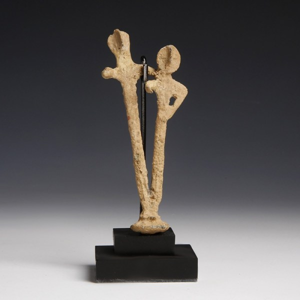 Bronze Age Levantine Idol