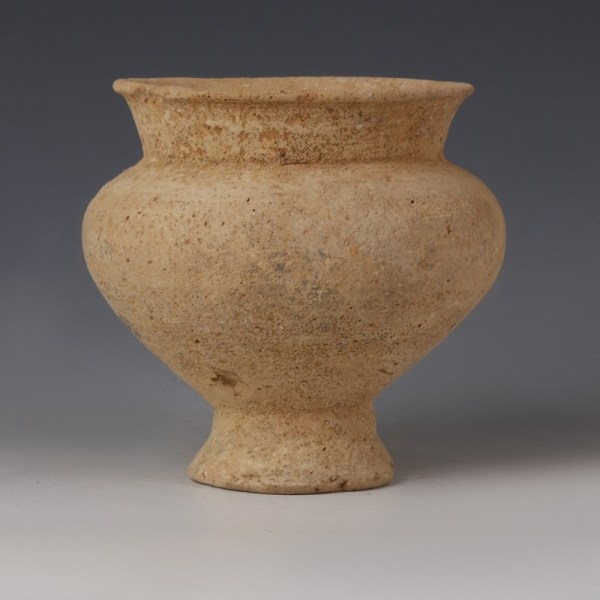 Carinated Holy Land Vessel
