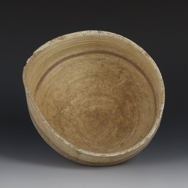 Holy Land Middle Bronze Age Bowl