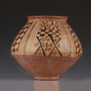Pre-Urartian Pottery Painted Vessel