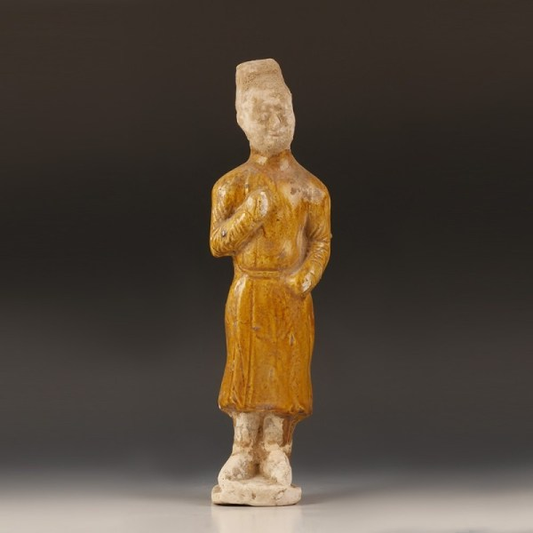 Tang Pottery Attendant