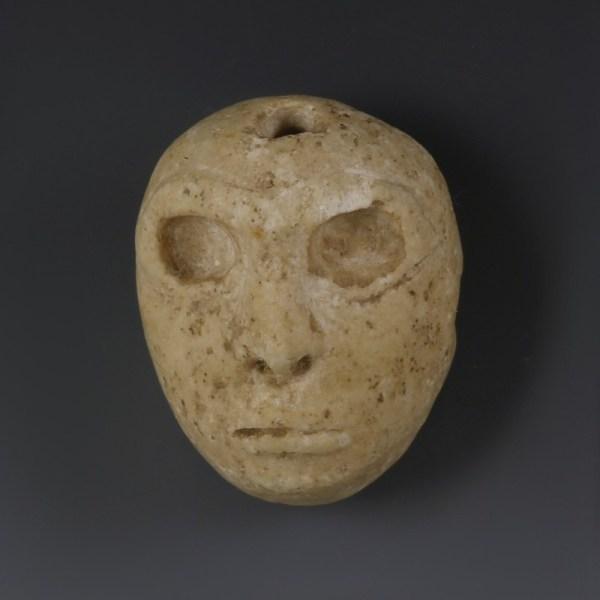 Sumerian Marble Face