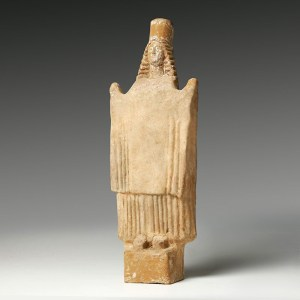 Fine Classical Greek Terracotta Statuette