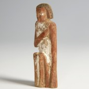 Egyptian Middle Kingdom Wood Servant