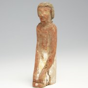 Egyptian Middle Kingdom Wooden Servant