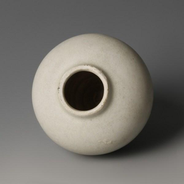 Hoi An Ivory Glazed Jarlet