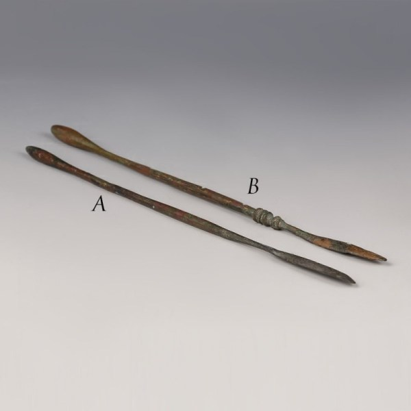 Roman Cyathiscomele And Probe