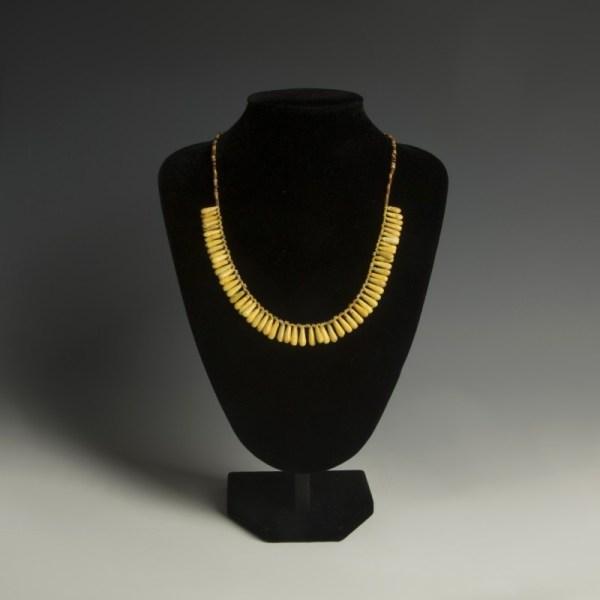 Egyptian Amarna Faience Necklace