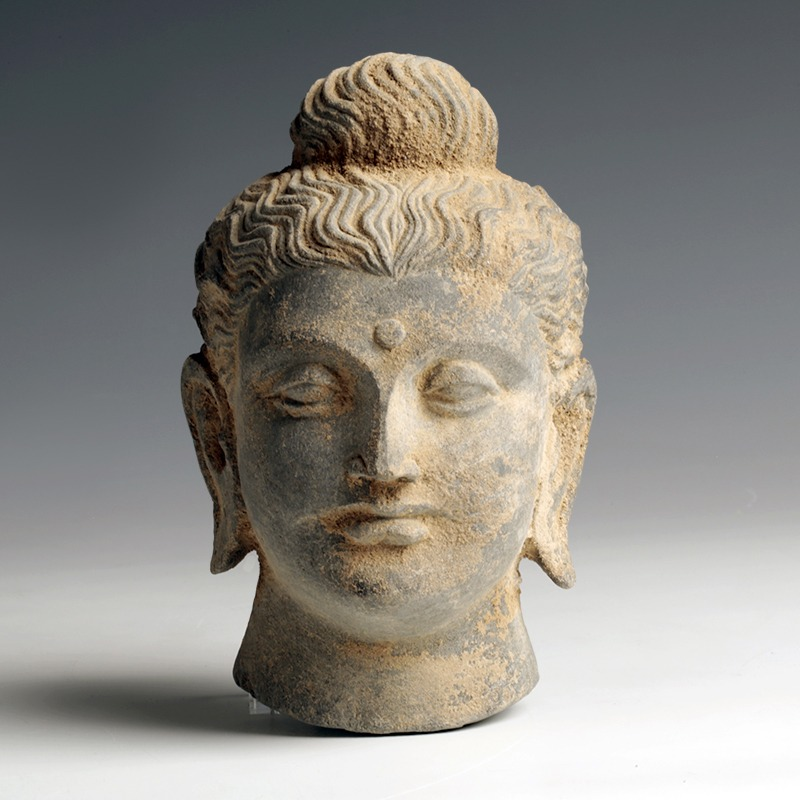 A New Kouros The Influence Of Greek Art On Gandharan Statues Ancient Oriental