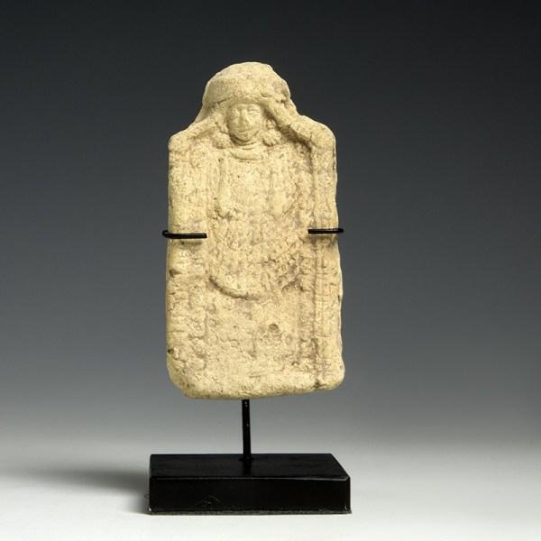 Old Babylonian Plaque of Ishtar