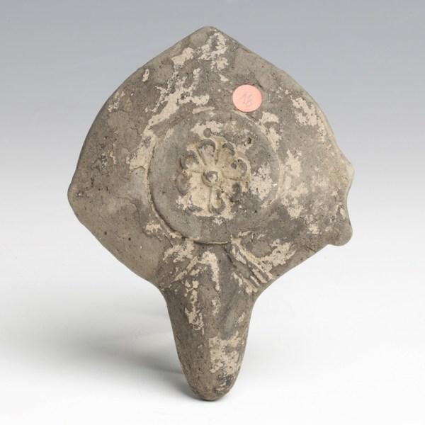 Rare Ptolemaic Egyptian Oil Lamp