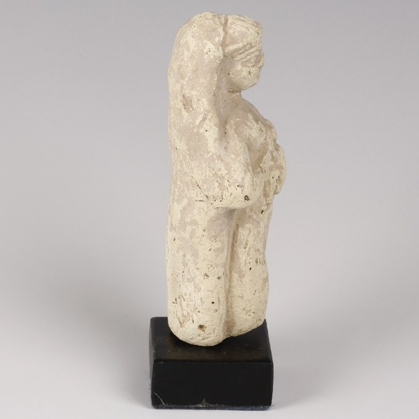 Old Babylonian Astarte and Child Figurine
