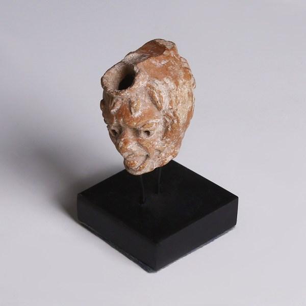 Roman Terracotta Grotesque