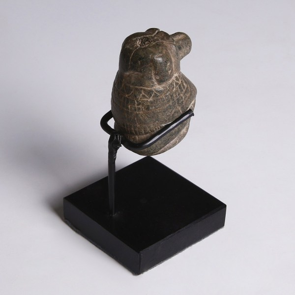 Egyptian Amulet of Thoth as Baboon