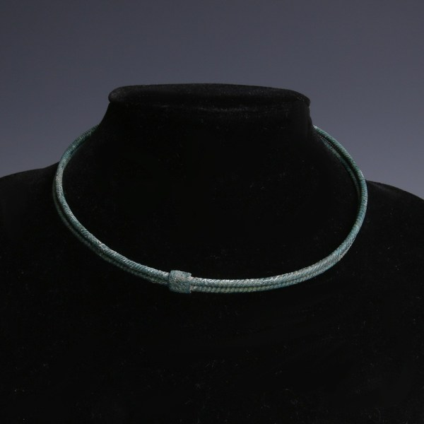 Late Bronze Age Torc