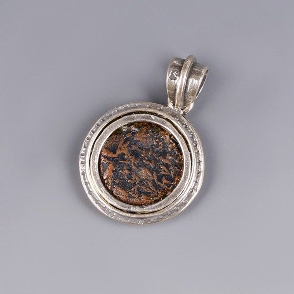 Judaean 'Widow's Mite' Pendants