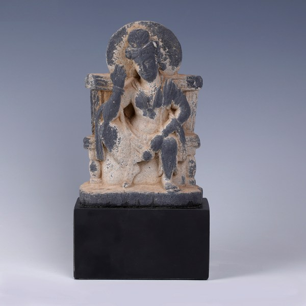 Gandhara Bodhisattva Avalokiteshvara Statuette