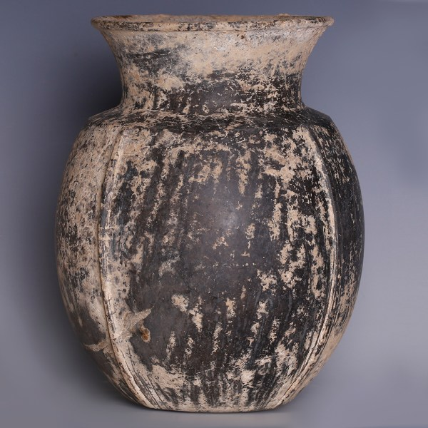 Amalsh Burnished Grey Ware Jug