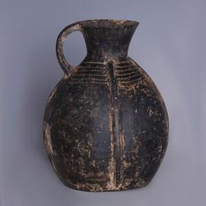 anatolian glossy ceramic jug