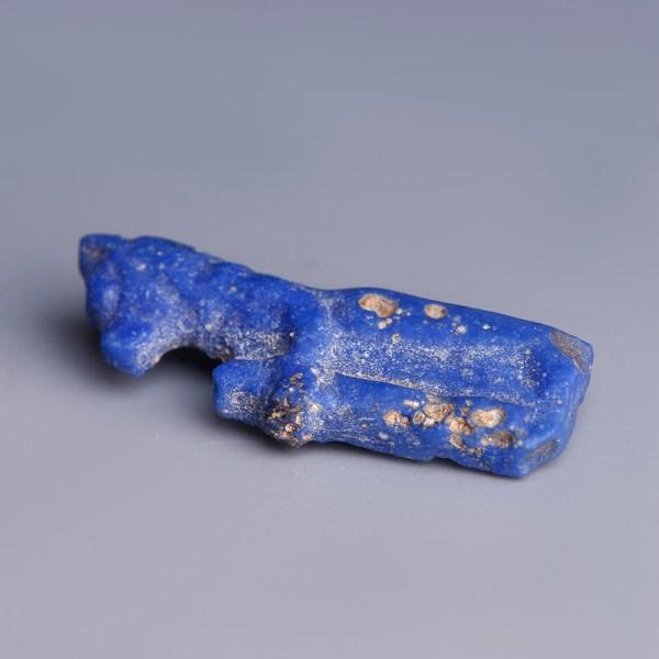 Egyptian Bastet Lapis Lazuli Amulet