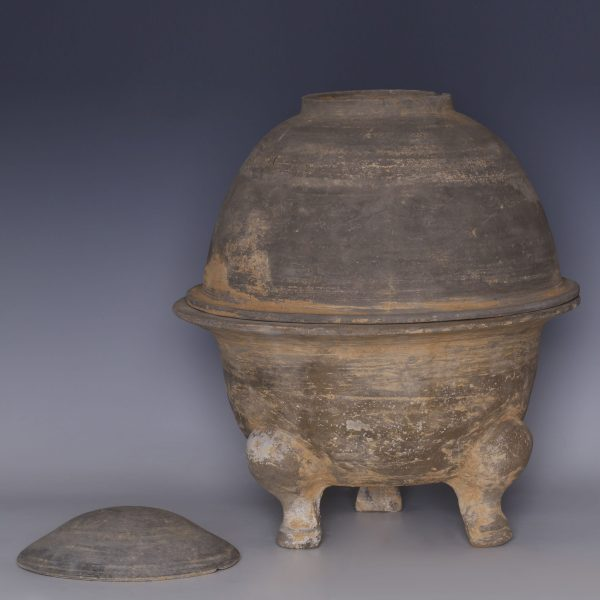 Han Dynasty Elaborate Incense Burner