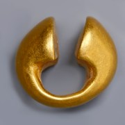 Archaic Eastern Greek Gold Ornament