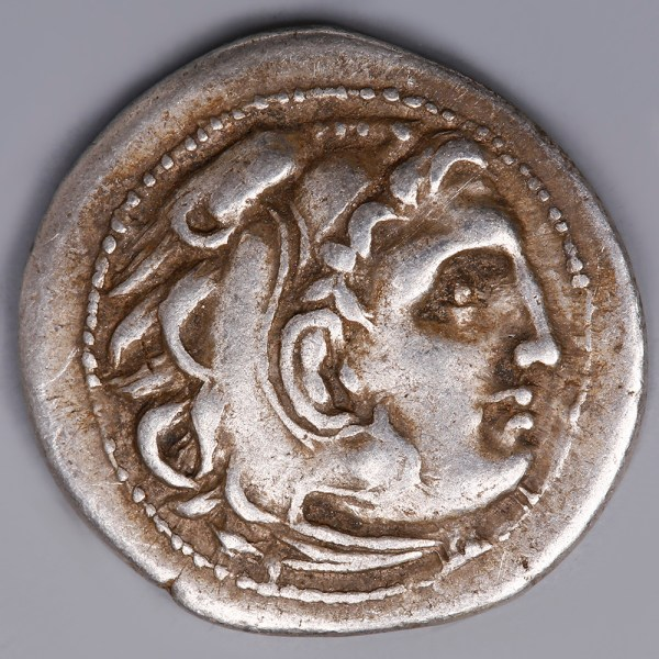Selection of Alexander The Great Silver Drachms