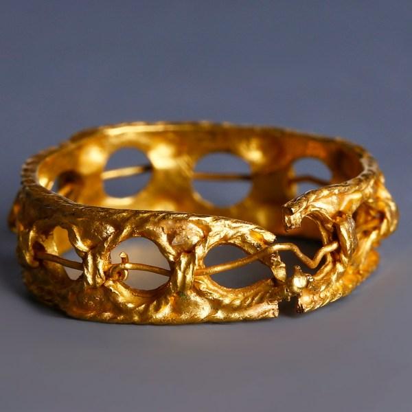 Medieval Golden Ring