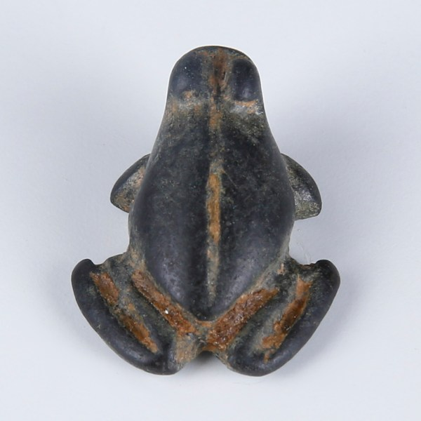 Old-Babylonian Lead Frog Weight