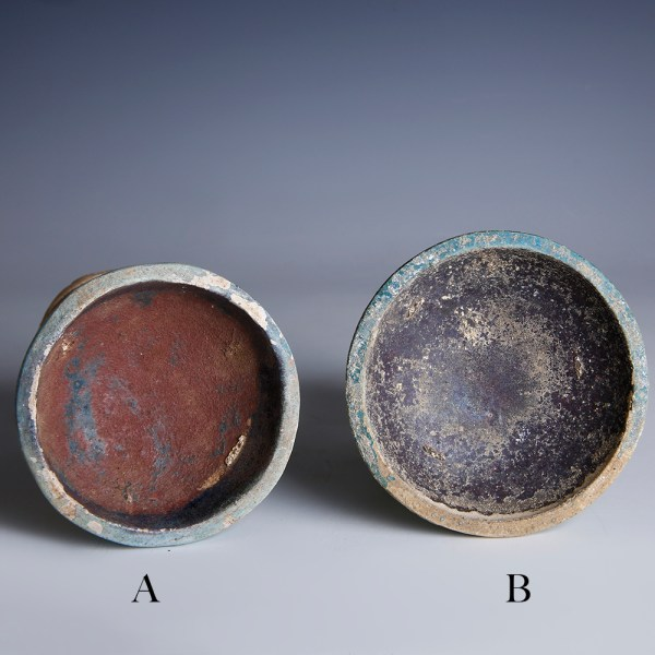 Ancient Chinese Ming Dynasty Censers or Stands