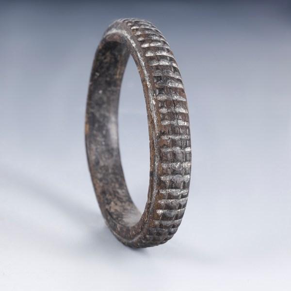 Ancient Roman-Egyptian Bone Natured Bracelet