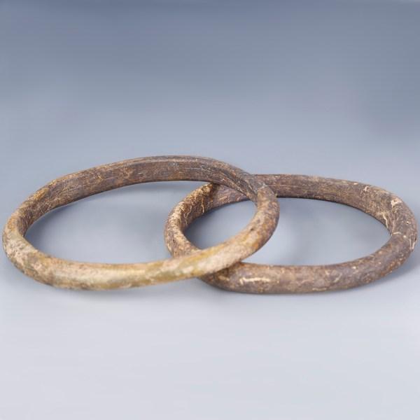Ancient Roman Glass Bracelets