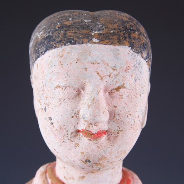 Chinese Han Dynasty Court Lady