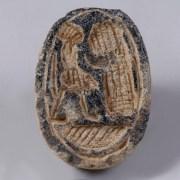 Egyptian Steatite Middle Kingdom Scarab