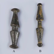 Selection of Two Celtic Toggles