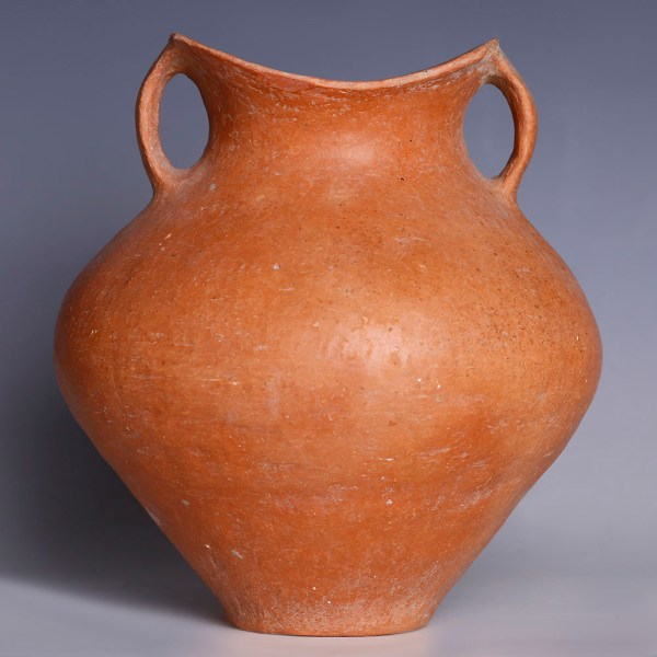 Chinese Siwa Culture Neolithic Pottery Jar