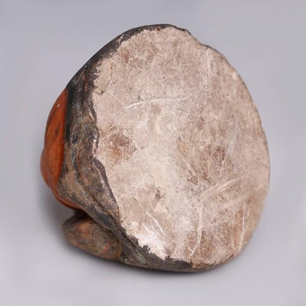 Chinese Stoneware Zodiac Tiger Paperweight