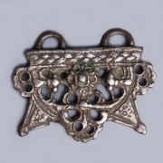 Silver Tudor Period Clothing Eye Fastener