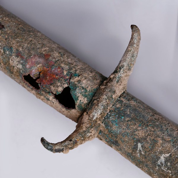 Luristan Bronze Socketed Spear