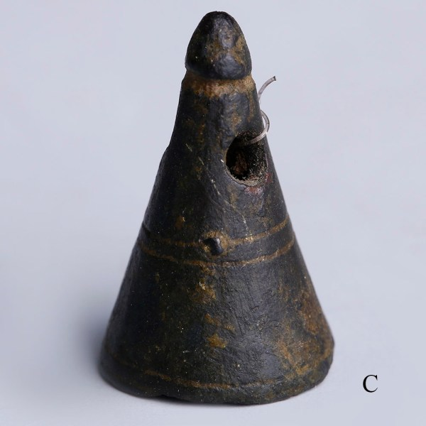 Selection of Roman Bronze Bell Attachments