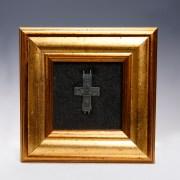Byzantine Open-Work Bronze Pendant