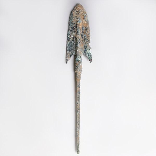 Luristan Bronze Long Arrowhead