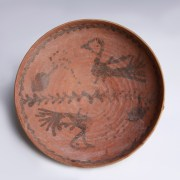 Nabataean Terracotta Bowl with Birds