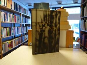 Strindberg, August - Mustat liput