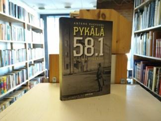 Antero Raevuori: Pykälä 58.1 - Stalinin pitkä käsi
