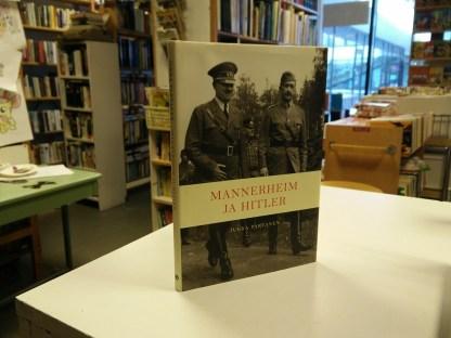 Mannerheim ja Hitler (Jukka Partanen)