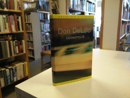 Don DeLillo - Kosmopolis