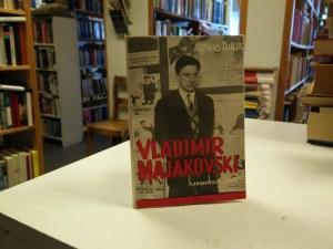 Vladimir Majakovski (Armas Äikiä) 'Tekijän signeeraama